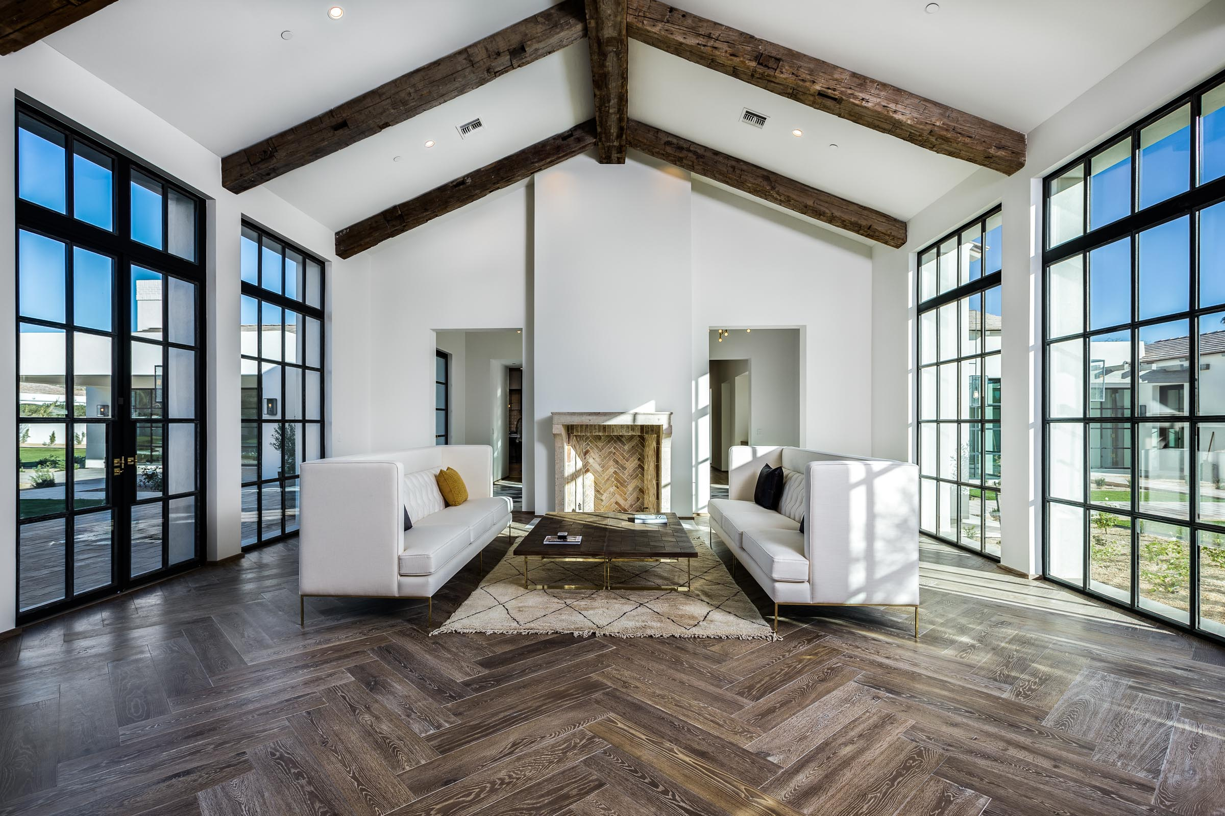 Interior Design Scottsdale Arizona Architectural DRufer Photography 2